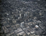 Aerial View of Downtown Tulsa