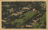 University of Tulsa: Aerial view